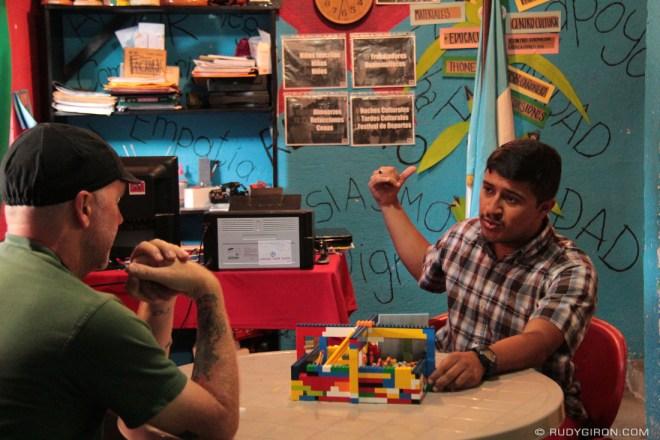 Rudy Giron: Antigua Guatemala &emdash; Foundry Photo Journalism Workshop Stories