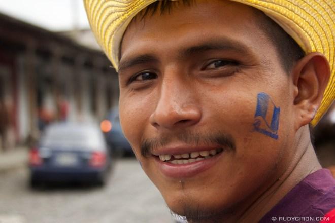 Rudy Giron: Antigua Guatemala &emdash; Celebrating Independence Month in Guatemala