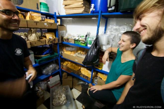Rudy Giron: Organic Tours at Caoba Farms, Antigua Guatemala &emdash; Go Organic: Seed Bank at Caoba Farm