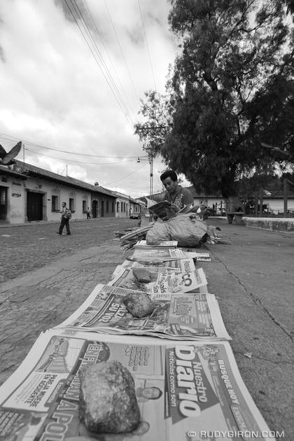 Rudy Giron: Antigua Guatemala &emdash; Dead Tree News