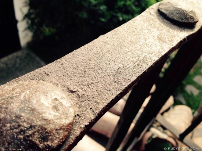 Rudy Giron: Antigua Guatemala &emdash; Tormenta de ceniza en Antigua Guatemala
