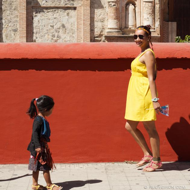 Rudy Giron: Instagrams &emdash; Cat Walk in Antigua Guatemala