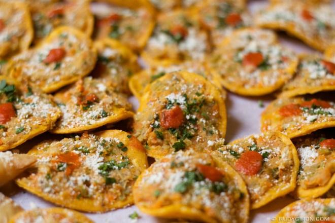 Rudy Giron: Antigua Guatemala &emdash; Guatemalan Food: Tostaditas