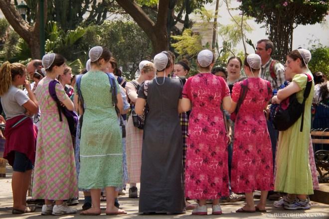 Rudy Giron: Antigua Guatemala &emdash; Welcome to Mennonite Country