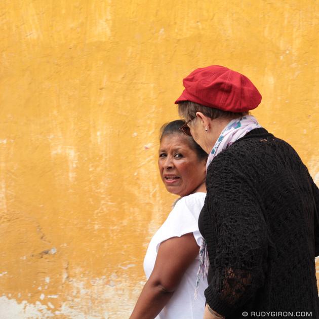 Rudy Giron: Instagrams &emdash; Street Portraits: Interactions