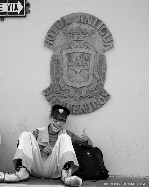 Rudy Giron: Antigua Guatemala &emdash; Welcome to Antigua Guatemala © Rudy Giron