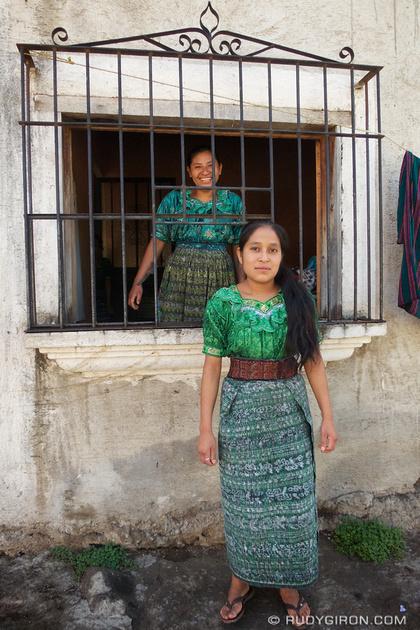 Rudy Giron: Antigua Guatemala &emdash; © Mayan Smiles by Rudy Giron