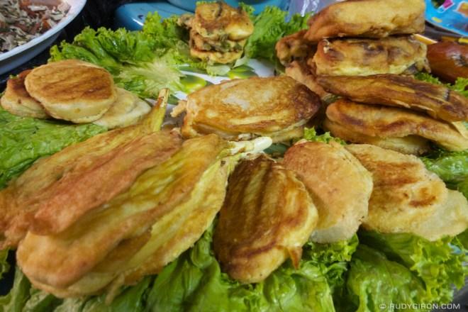 Rudy Giron: Antigua Guatemala &emdash; © Guatemalan Food Sampler: Envueltos en huevo by Rudy Giron