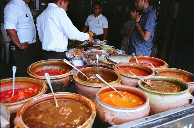 24 Frames of Film: Typical Guatemalan Food Sampling by Rudy Giron