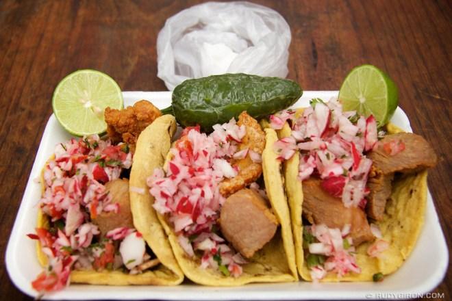 Rudy Giron: Guatemalan gastronomy &emdash; Carnitas or Chicharrones?