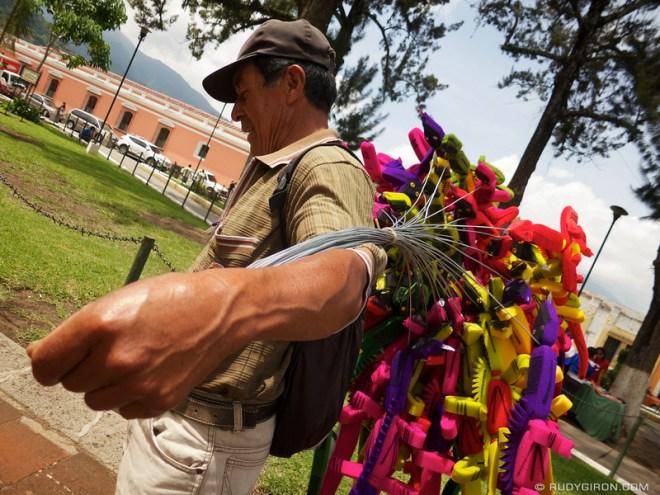 Rudy Giron: Antigua Guatemala &emdash; Artisans of Antigua Guatemala