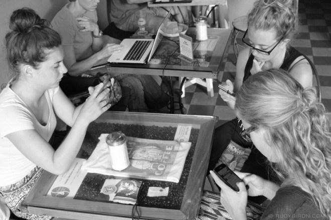 Rudy Giron: Antigua Guatemala &emdash; Updating The Social Media Channels