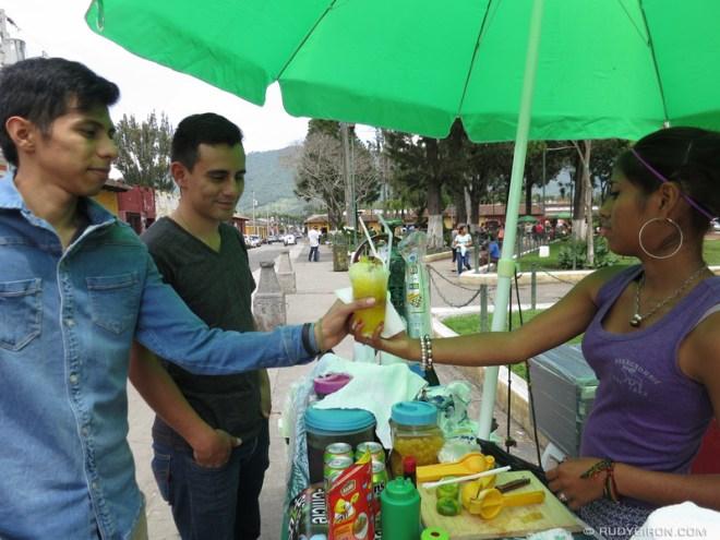 Rudy Giron: Antigua Guatemala &emdash; Guatemalan Granizadas