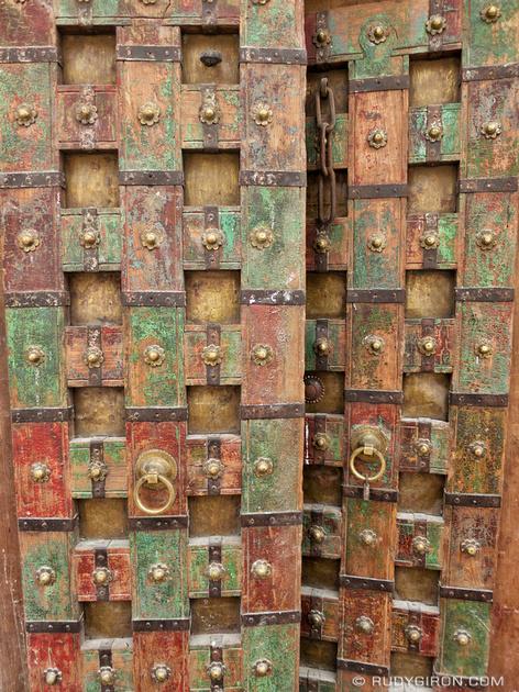 Rudy Giron: Antigua Guatemala &emdash; Portón de La Antigua Guatemala
