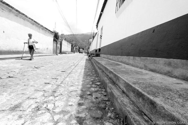 Rudy Giron: Antigua Guatemala &emdash; Strolling Through San Juan del Obispo