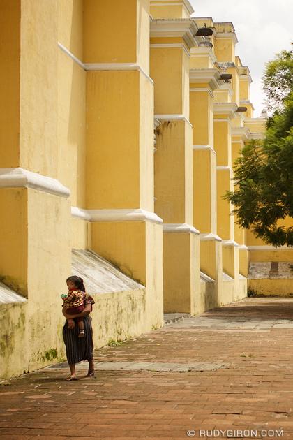 Rudy Giron: Antigua Guatemala &emdash; Antigua Color Palette: Amarillo La Merced