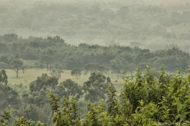 Rudy Giron: Antigua Guatemala &emdash; Rainy Season Vistas  Shades of Green
