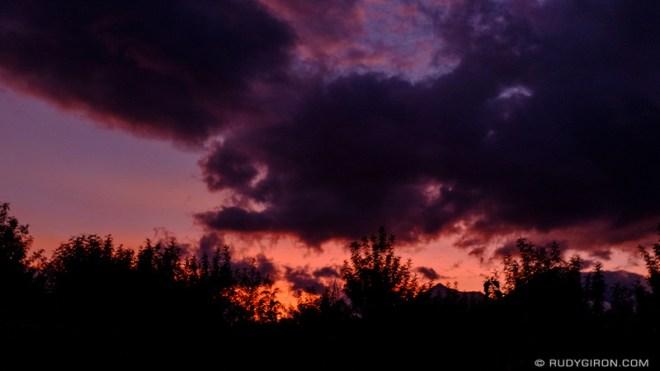 Rudy Giron: Antigua Guatemala &emdash; Dry Season Sunsets from Antigua Guatemala