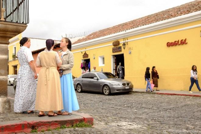Rudy Giron: Antigua Guatemala &emdash; Missionaries in Antigua Guatemala
