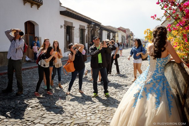 Rudy Giron: Antigua Guatemala &emdash; Antigua Photo Walks Paparazzi