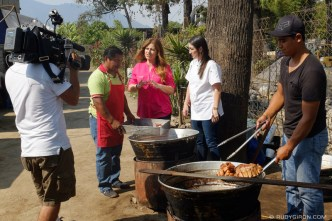 """Despierta América"" TV Morning Show Visits Antigua Guatemala by Rudy Giron"