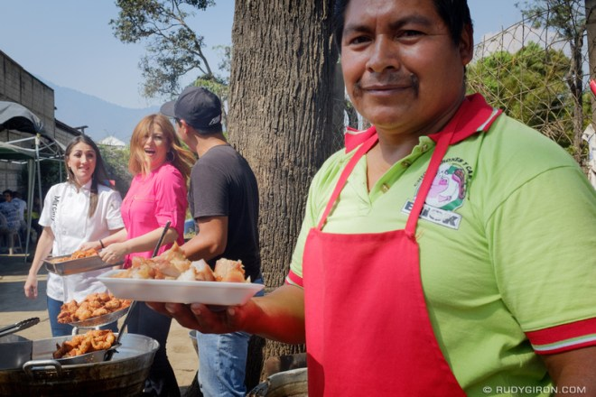 "Rudy Giron: Antigua Guatemala &emdash; ""Despierta América"" TV Morning Show Visits Antigua Guatemala 2"