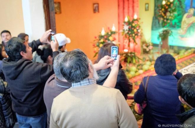 Rudy Giron: Antigua Guatemala &emdash; Velación de Santa Catalina Bobadilla 2016
