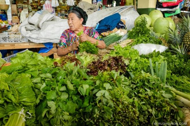 Rudy Giron: Antigua Guatemala &emdash; Herbs and Greens Antigua Market Booth