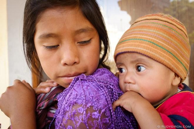 Rudy Giron: Antigua Guatemala &emdash; Closed Eyes Open