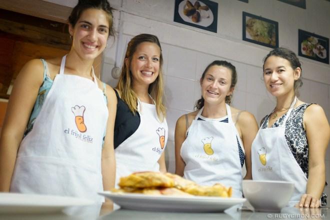 Rudy Giron: Antigua Guatemala &emdash; Cooking Classes at Frijol Feliz