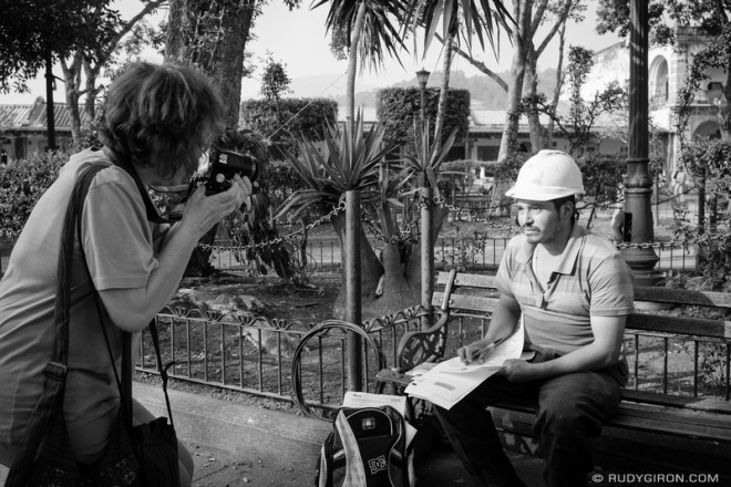 Rudy Giron: Antigua Guatemala &emdash; Conquering Your Fears of Photographing Strangers