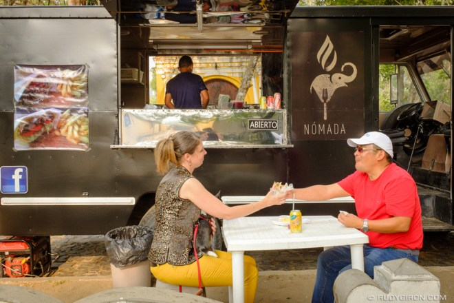 Rudy Giron: Antigua Guatemala &emdash; Nómada Food Truck from Antigua Guatemala