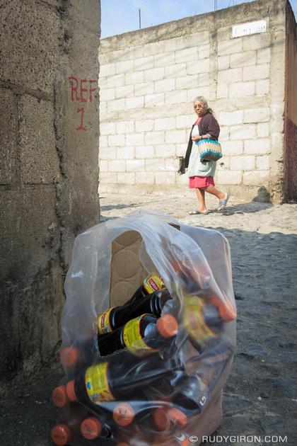 Rudy Giron: Antigua Guatemala &emdash; Caption This Daily Life Vista from Antigua Guatemala