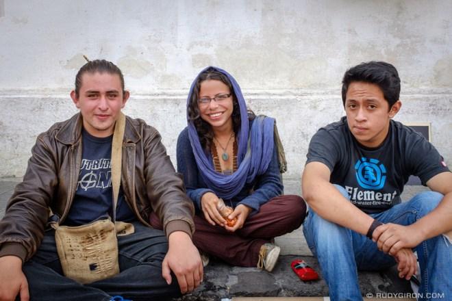 Rudy Giron: Antigua Guatemala &emdash; Street Portraits of Strangers — The Artisans 2