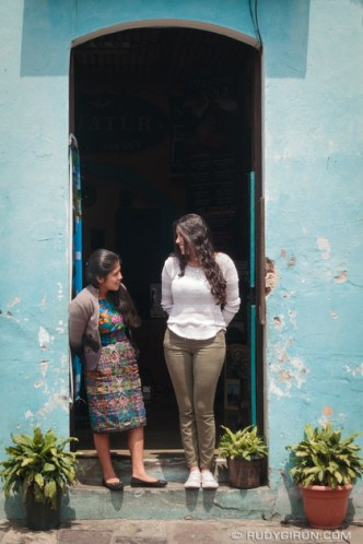 Guatemalan Women Styles by Rudy Giron