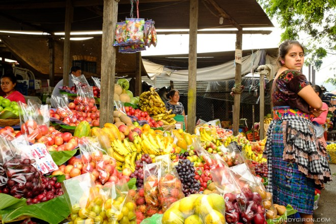 Rudy Giron: Antigua Guatemala &emdash; Fresh and Sweet Tropical Fruits Year Round in Antigua Guatemala