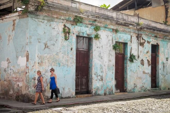 Rudy Giron: Antigua Guatemala &emdash; One of the most photographed corners of Antigua Guatemala