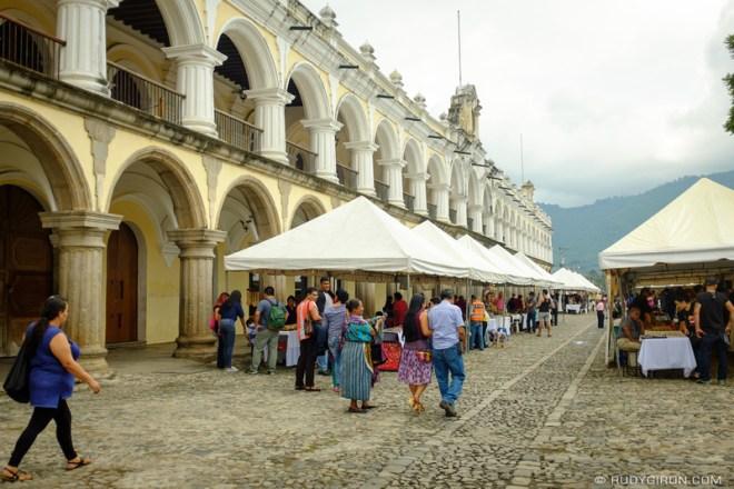 Rudy Giron: Antigua Guatemala &emdash; Artisans Town Fair in Antigua Guatemala