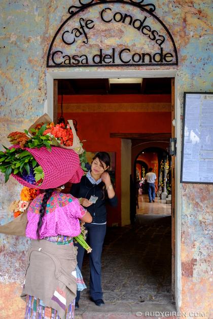 Rudy Giron: Antigua Guatemala &emdash; I bring you the Spring