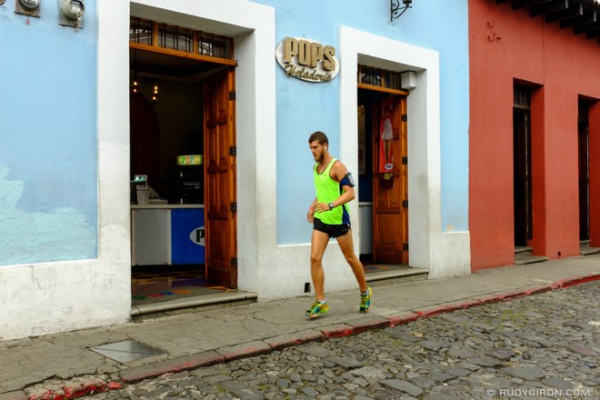Rudy Giron: Antigua Guatemala &emdash; Pops Pops Pops