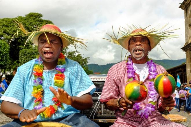 Rudy Giron: Antigua Guatemala &emdash; Happy Día de la Independencia