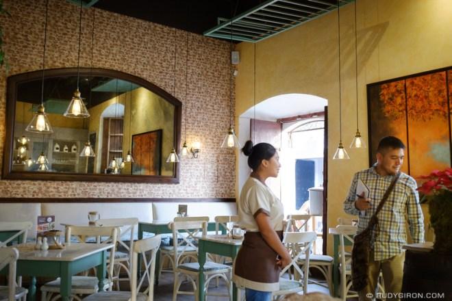 Rudy Giron: Antigua Guatemala &emdash; Ganache Coffee House in Antigua Guatemala