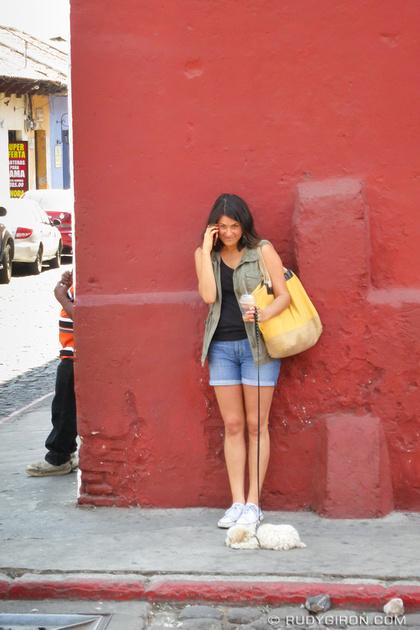 Rudy Giron: Antigua Guatemala &emdash; Antigua Guatemala Daily Life Vistas