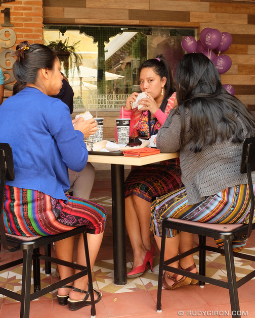 Rudy Giron: Antigua Guatemala &emdash; Fast-food Invasion — Taco Bell
