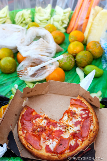 Rudy Giron: Antigua Guatemala &emdash; Guatemalan snacks vs Foreign snacks