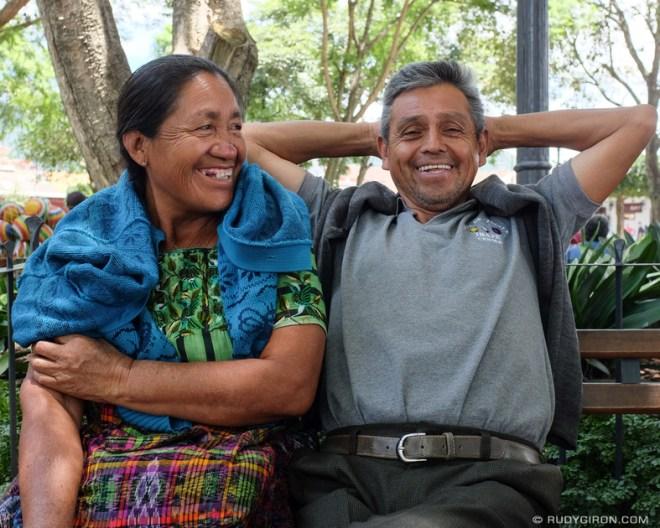 Rudy Giron: Antigua Guatemala &emdash; Guatemalan Portraits — Don't Worry Be Happy