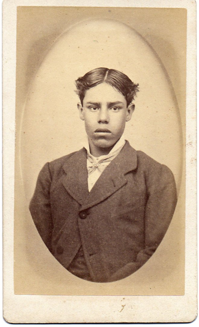 1880s Hair Styles in Antigua Guatemala