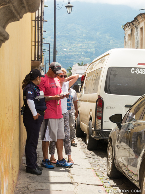 Rudy Giron: Antigua Guatemala &emdash; Confusing Parking Ordinance of Antigua Guatemala