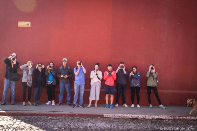 Rudy Giron: Antigua Guatemala &emdash; Group Antigua Photo Walks