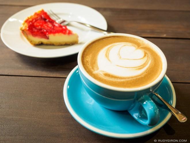 Rudy Giron: Antigua Guatemala &emdash; Aria Coffee Mocha with Cardamom_